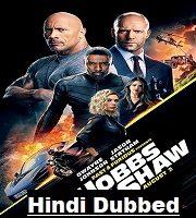 Fast & Furious Hobbs & Shaw 2019 film Hindi