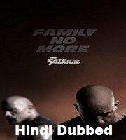 Fast and Furious 8 Hindi Dubbed Film