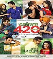 Mr & Mrs 420 Punjabi Film