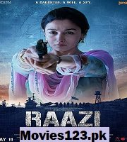 Raazi 2018 Film