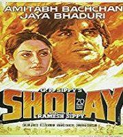 Sholay 1975 Film