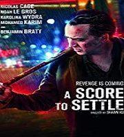 A Score to Settle 2019 Film
