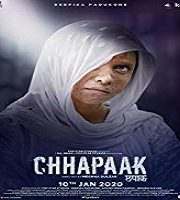 Chhapaak 2020 Hindi Film