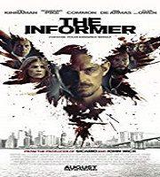 The Informer 2019 Film