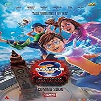 3 Bahadur The Revenge of Baba Balaam 2016 Pakistani Animated Film