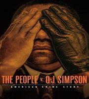 AMERICAN CRIME STORY THE PEOPLE V. O.J. SIMPSON 2016 Season 1
