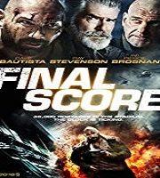 Final Score 2018 Hindi Dubbed Film