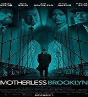 Motherless Brooklyn 2019 Film