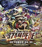 One Piece Stampede 2019 Japanese Film