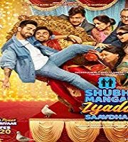 Shubh Mangal Zyada Saavdhan 2020 Hindi Film