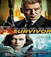 Survivor 2015 Hindi Dubbed Film