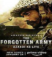 The Forgotten Army Azaadi ke liye 2020 Hindi Season 1