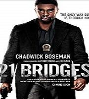 21 Bridges 2019 Film