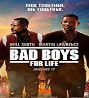 Bad Boys for Life 2020 Hindi Dubbed Film