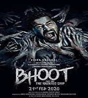 Bhoot Part One - The Haunted Ship 2020 Hindi Film