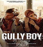 Gully Boy 2019 Hindi Film