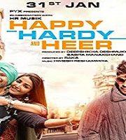 Happy Hardy And Heer 2020 Hindi Film