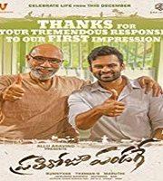 Prati Roju Pandaage 2019 Telugu Film
