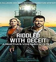 Riddled with Deceit A Marthas Vineyard Mystery 2020 HDTV Film