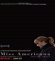 Taylor Swift Miss Americana 2020 Film