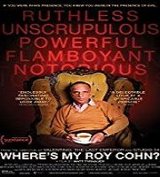 Where's My Roy Cohn 2019 Film