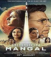 Mission Mangal 2019 Hindi Film
