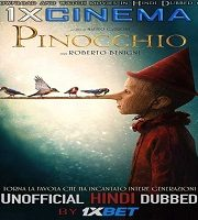 Pinocchio 2020 Hindi Dubbed Film 123movies