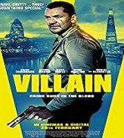 Villain 2020 Film