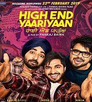 High End Yaariyaan 2019 Punjabi Film 123movies
