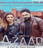 Azaad 2020 Pakistani Film 123movies