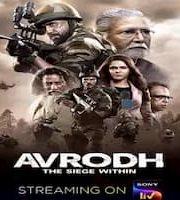 Avrodh the Siege Within 2020 Hindi Season 1 Complete Web Series 123movies