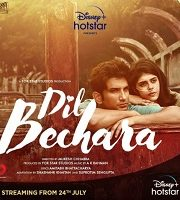 Dil Bechara 2020 Hindi 123movies Film