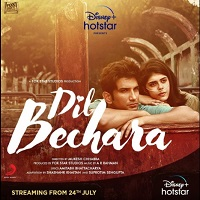 Dil Bechara 2020 Hindi 123movies Film