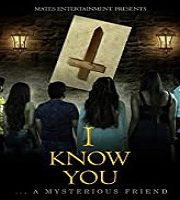 I Know You 2019 Hindi 123movies Film