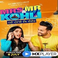 Mrs and Mr Kohli 2020 Season 1 Hindi Complete Web Series 123movies