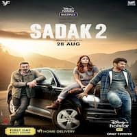 Sadak 2 (2020) Hindi 123movies Film