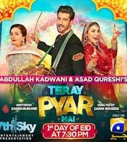 Teray Pyar Mai 2020 Telefilm Pakistani 123movies Film