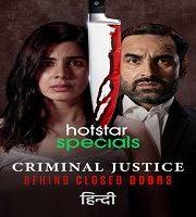 Criminal Justice Behind Closed Doors 2020 Hindi Season 1 Complete Web Series 123movies