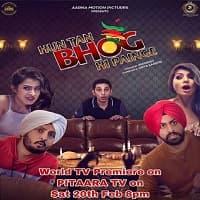 Hun Tan Bhog Hi Painge 2021 Punjabi 123movies Film